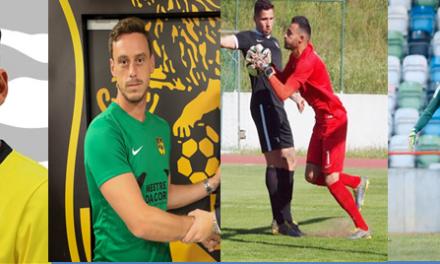 Campeonato Portugal: Os 8 guardiões que vão lutar pela subida à 2a liga (Parte I)
