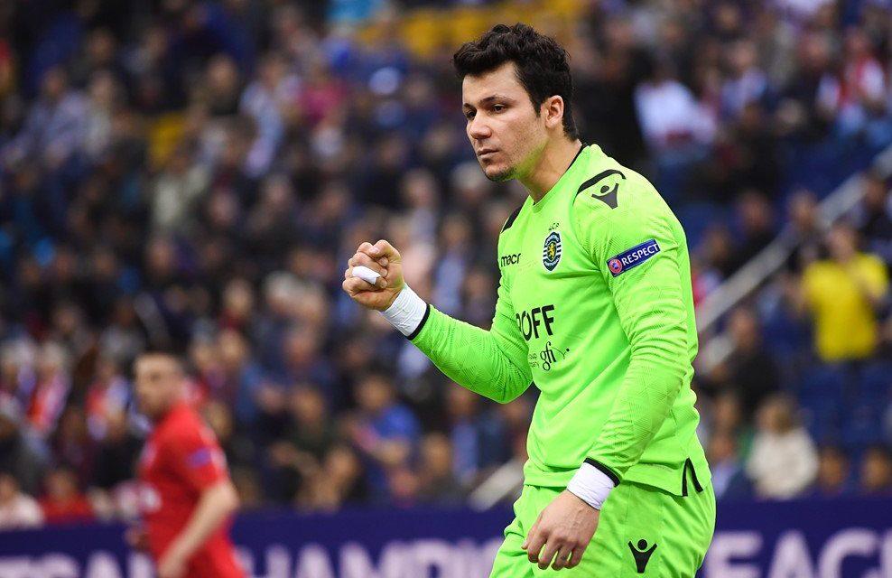 """E quando um GR defende… e ainda sabe marcar? Guitta com 2 golos no """"derby"""" (VIDEO)"""