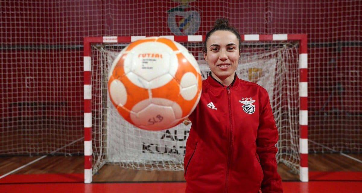 4# Podcast UB: A melhor guarda-redes do mundo de futsal, Ana Catarina Pereira