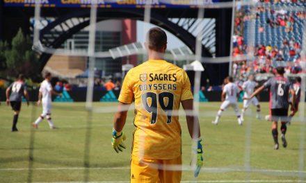"""""""Mister, estou aqui!"""" – Odysseas e uma grande exibição contra o AC Milan! (VIDEO)"""