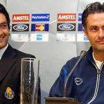 """""""Tive os melhores guarda-redes do mundo… e ele foi o melhor!"""" – José Mourinho sobre Vítor Baía"""
