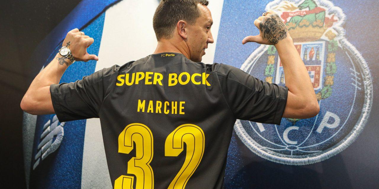 A estreia de Marchesin no FC Porto: Uma grande defesa, tranquilidade… e acerto no passe! (VIDEO)