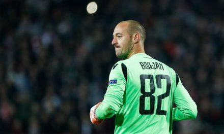 Milan Borjan a carregar o Estrela Vermelha, em terras nórdicas, desde os 100 minutos de jogo! (VIDEO)