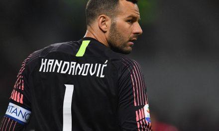 O Inter de Milão, de Conte, surpreende… mas precisa de ter um incrível Handanovic! (VIDEO)