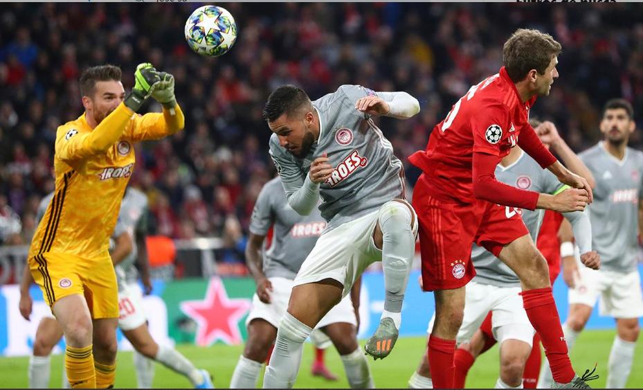 A incrível exibição de José Sá que quase parava os gigantes do Bayern Munique! (VIDEO)