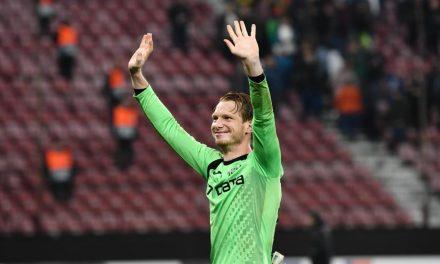 Temos de mostrar isto: A exibição de Arlauskis (Cluj) que parou o Rennes na Liga Europa. Foram 11 (!) defesas! (VIDEO)
