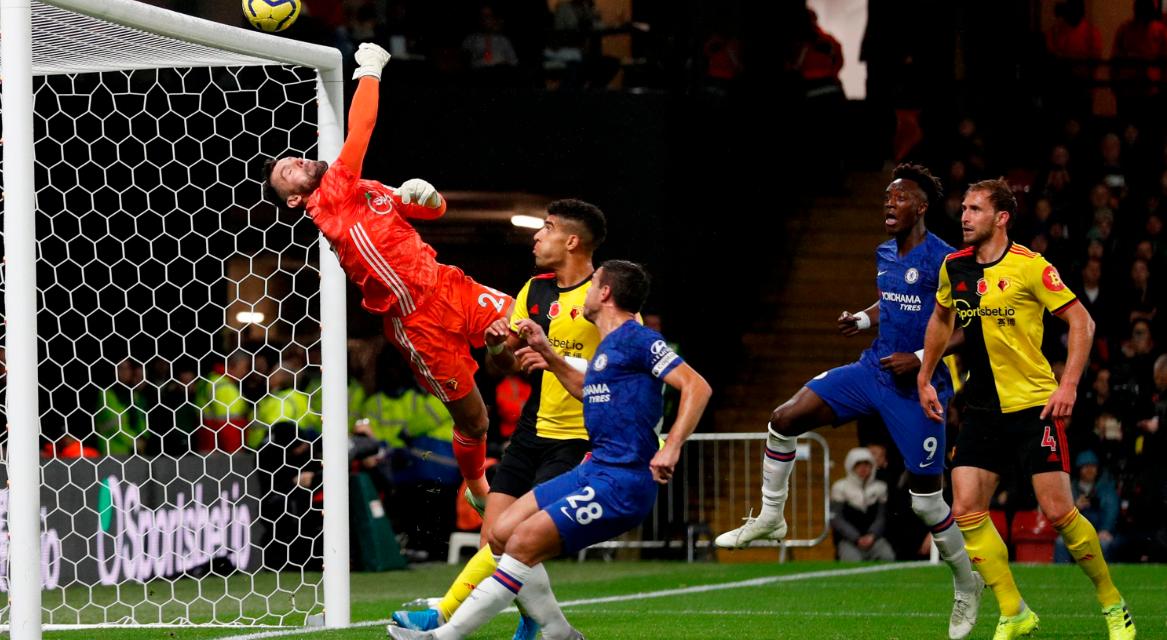 Ben Foster: dos mais subvalorizados em Inglaterra – a incrível exibição contra o Chelsea… numa partida em que ia marcando! (VIDEO)