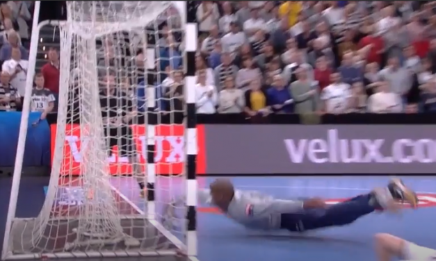 Andebol: A defesa inacreditável de Quintana, o golo no último lance do jogo, numa vitória histórica do FC Porto em Kiel! (VIDEO)