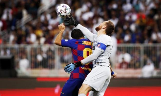 Todas as semanas se percebe que o Atlético é Jan Oblak.. O esloveno não pára de defender! (VIDEO)