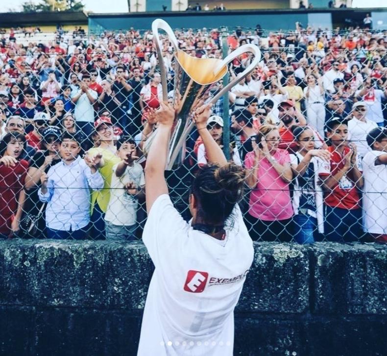 Depois de 4 anos, Rute Costa diz adeus ao SC Braga e com um especial agradecimento… ao treinador de GR!