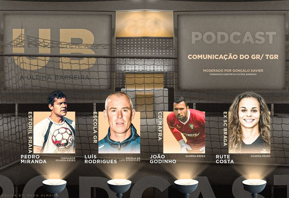 """9# Podcast A Última Barreira (Mesa Redonda) – """"A comunicação do TGR e GR"""""""