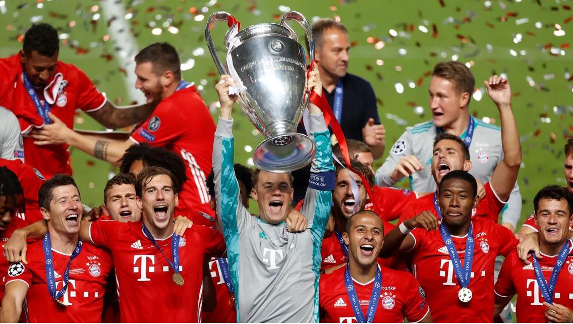 O Neuer(ismo) voltou num dos maiores momentos e palcos possíveis. O MVP da final europeia! (VIDEO)
