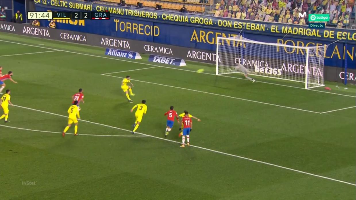 Minuto 92, no segundo penalti contra – Rui Silva ergue-se com uma defesa incrível para evitar derrota! (VIDEO)
