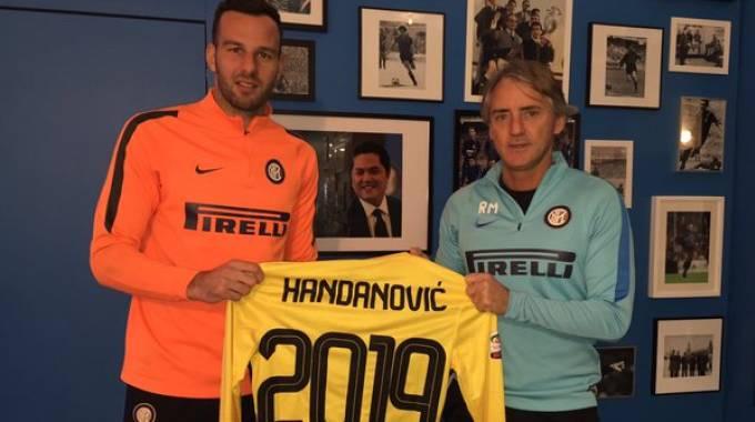 Handanovic até 2019!