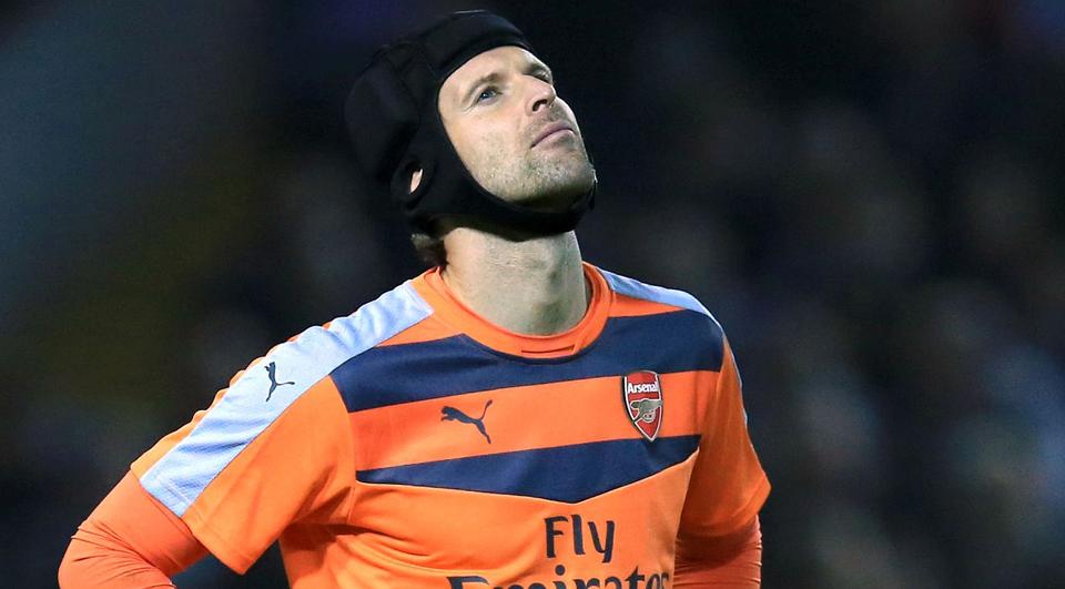 Petr Cech revela os planos para o futuro