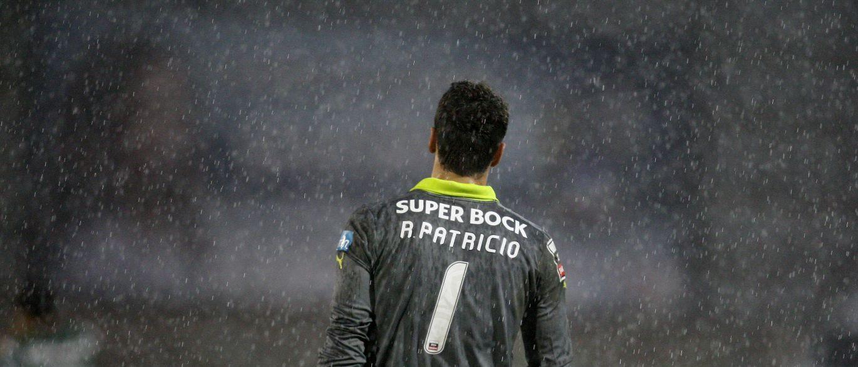 Patrício (ainda mais) na história do Sporting!