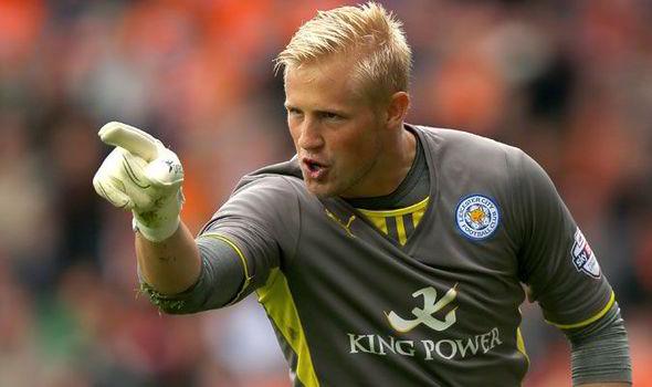 Kasper de ouro deixa o Leicester a sonhar!