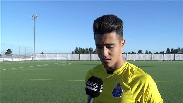 Rui Jorge chama guardião de 16 anos para os sub21!
