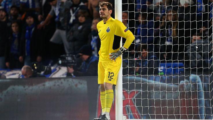 Casillas na defesa e no falhanço do ano… (video)