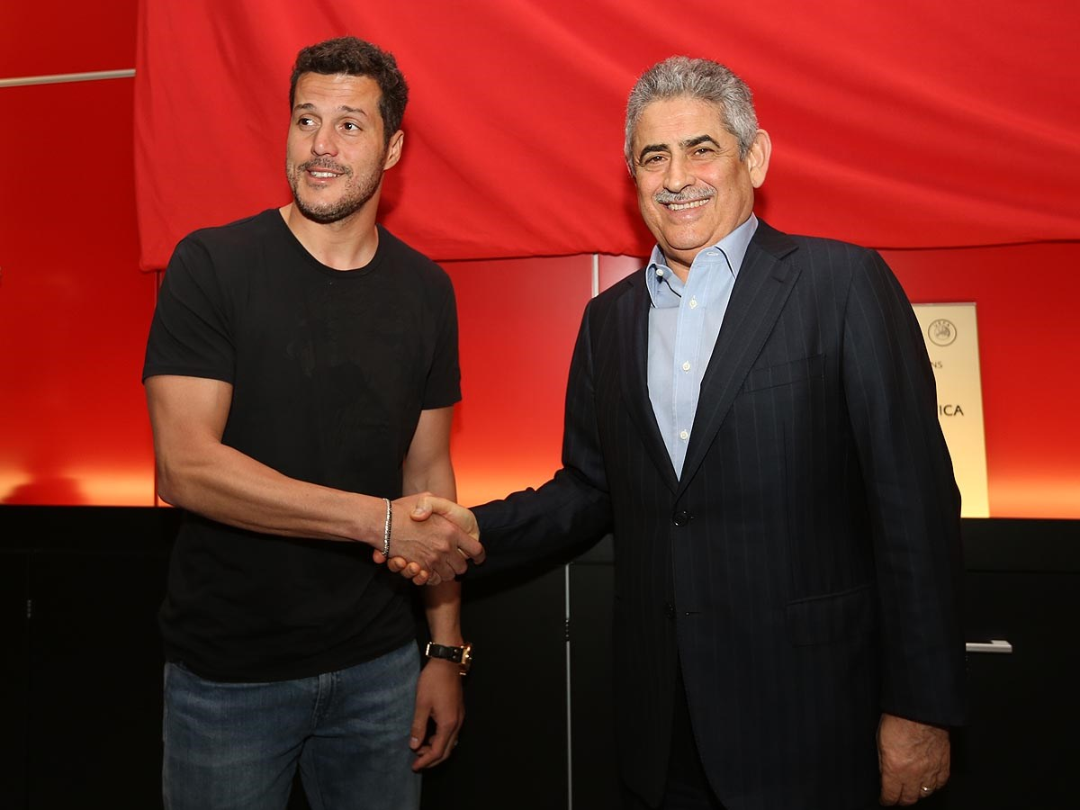 Júlio César renova pelo SL Benfica!