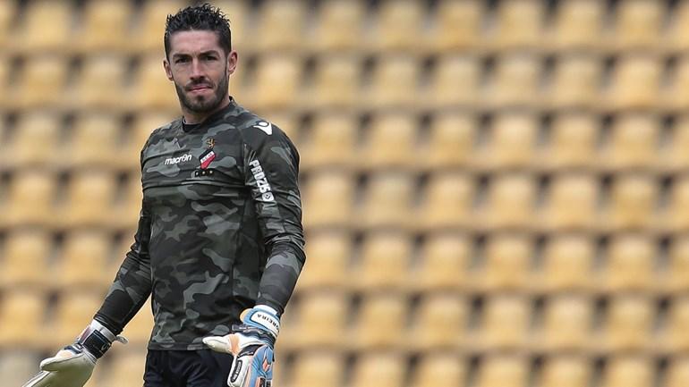 Moreira de volta à liga principal em Portugal!