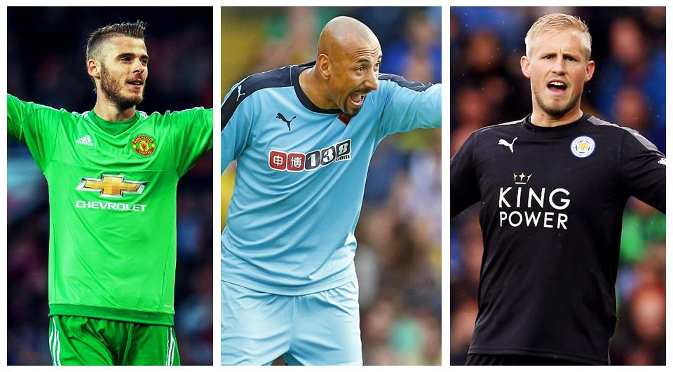 Quem fez mais defesas na Premier League?