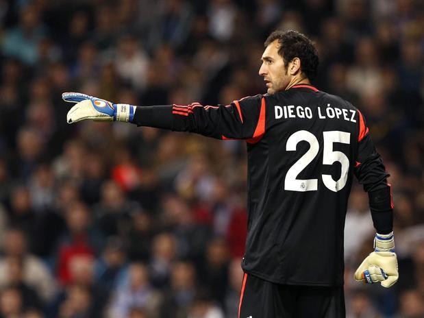 Diego Lopez volta ao futebol espanhol