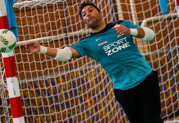 Cristiano é novidade na seleção de futsal para o Mundial