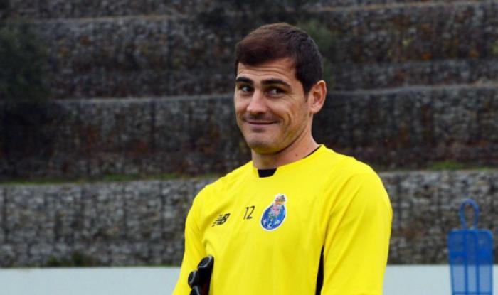 """Iker Casillas é """"sinónimo"""" de Liga dos Campeões"""