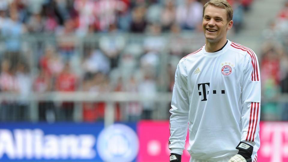 Que defesa inacreditável de Manuel Neuer! (video)