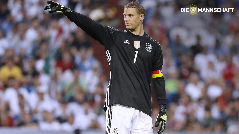 Eis o novo capitão alemão!