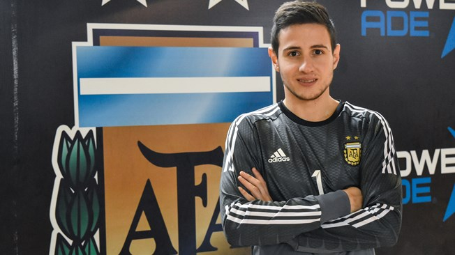 Argentina é campeã mundial de futsal com uma baliza muito jovem!