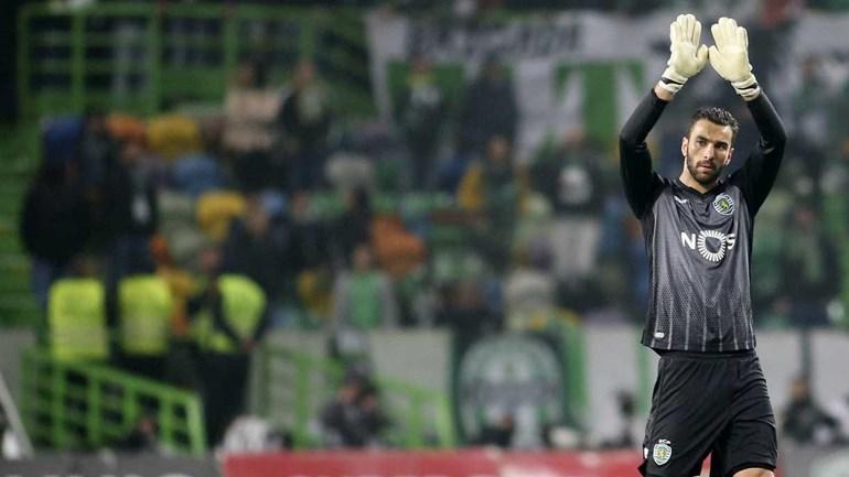 Uma lição bem dada de 1×1 de Rui Patrício contra o Benfica (video)