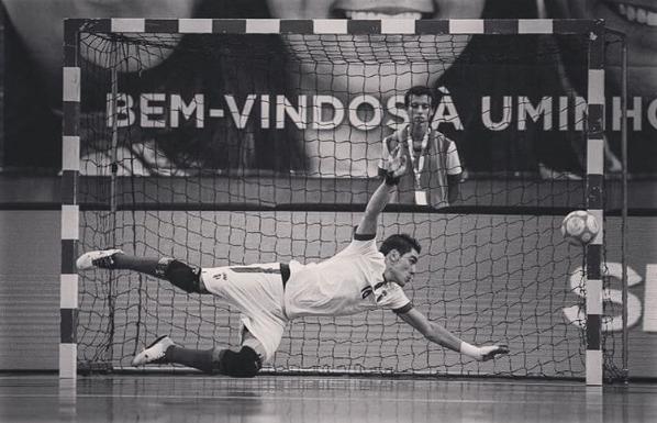 (Futsal) Vitor Hugo vai ser operado e enfrenta longa paragem