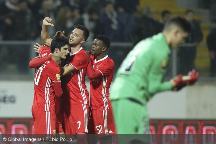 A 1ºparte de Miguel Silva vs Benfica (video)