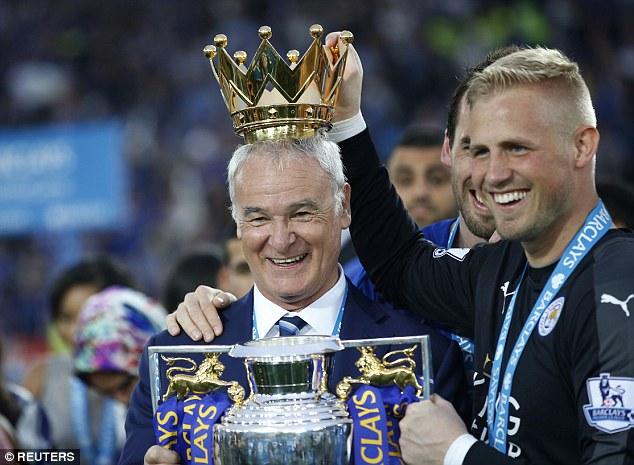 As palavras gratas de Kasper na saída de Ranieri