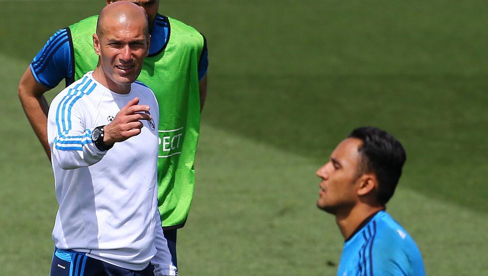 Qual será o futuro da baliza do Real Madrid?