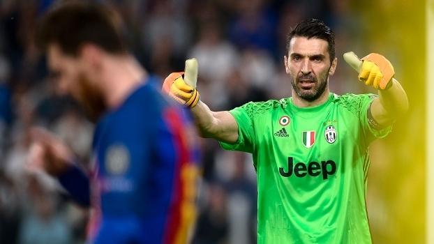 Há quanto tempo a Juventus não sofre golos na Champions?