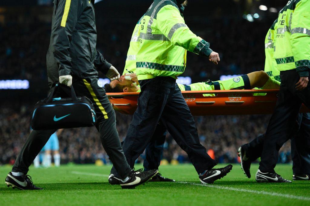 Claudio Bravo termina a época por lesão…