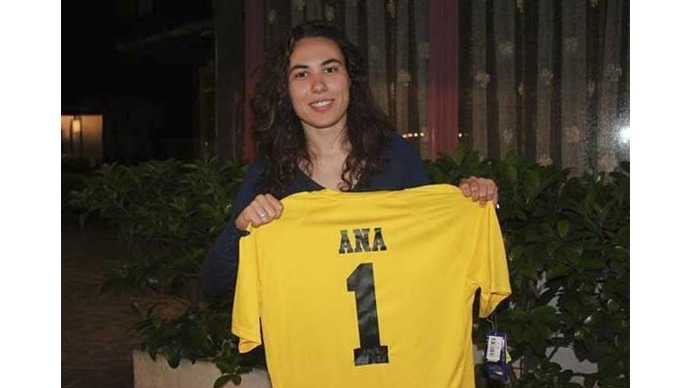 (Futsal) Ana Catarina Pereira volta a estar na elite das guardiãs mundiais!