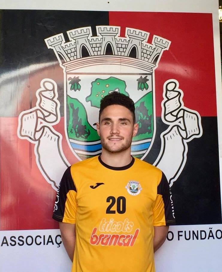Iker López é reforço da AD Fundão