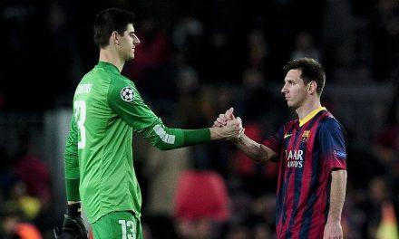 As melhores defesas… a remates de Lionel Messi! (video)