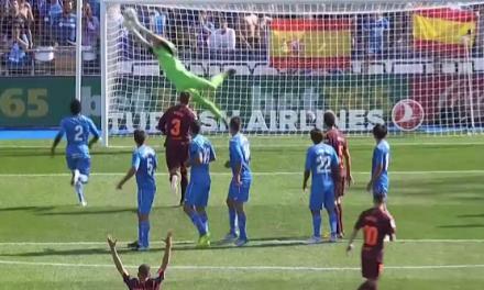 Messi nem queria acreditar… Guaita fez a defesa do ano?! 🔝😱 (video)