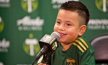 O menino especial, Derrick Tellez, que vê um sonho cumprido aos 5 anos de idade! (fotos)