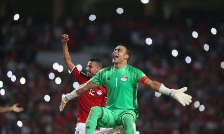 El-Hadary e uma carreira interminável. Egipto no Mundial'18!