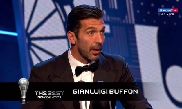 """""""É uma grande honra ser o melhor… com esta minha idade"""" – Buffon"""