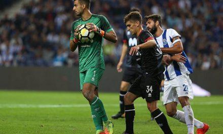 André Ferreira, o melhor da 2ºliga até ao momento