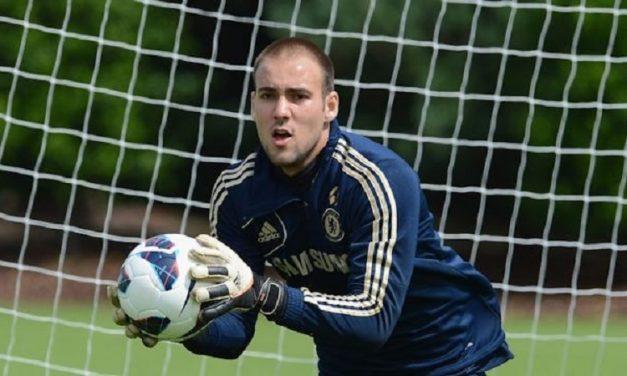 Zero jogos pelo Chelsea e 10 empréstimos depois, Matej Delac está de saída…