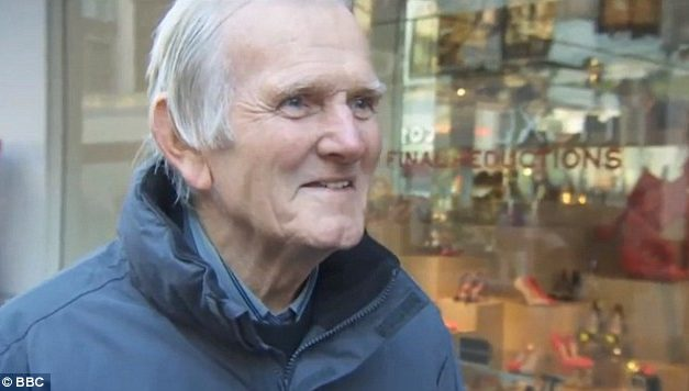 Tommy Lawrence partiu mas foi figura num momento de jornalismo épico! (video)