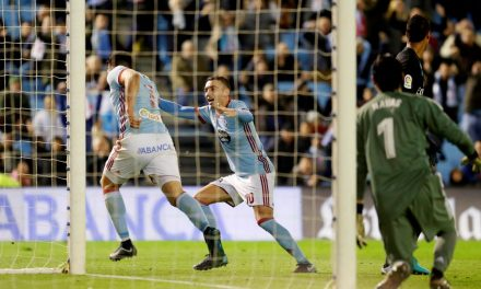Análise 1º golo Celta Vigo | Celta Vigo x Real Madrid | Keylor Navas (video)